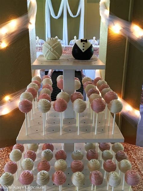 Diy Tiered Cake Pop Stand