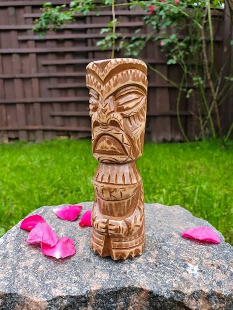 Diy Tiki Gods Wood Art Pictures