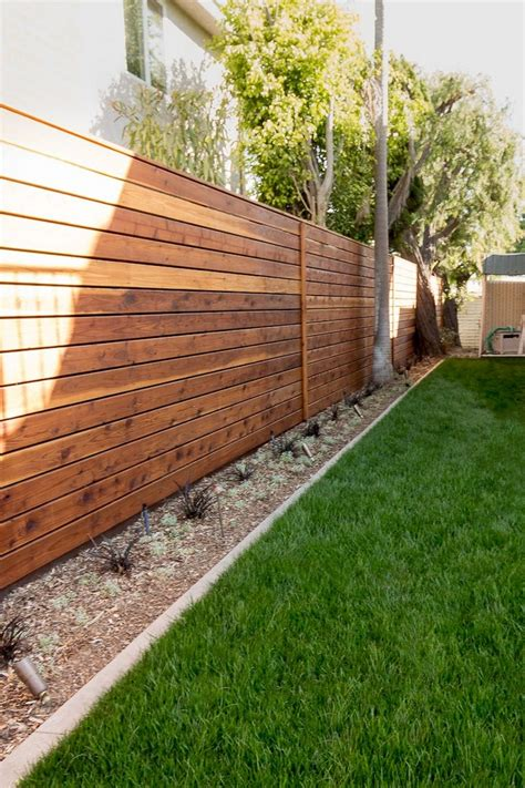 Diy Timber Front Fence