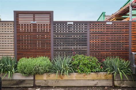 Diy Timber Screen