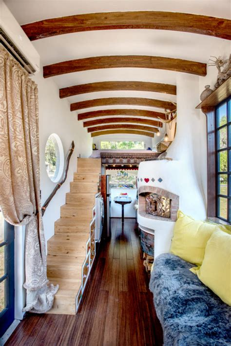 Diy Tiny Cabin Interiors