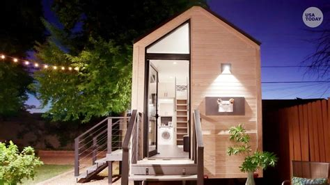 Diy Tiny Home Cheap Video