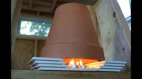 Diy Tiny House Heater