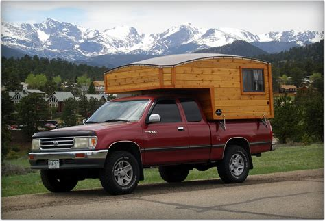 Diy Tiny House In Pickup Bed