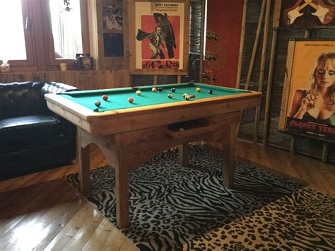Diy Tiny Pool Table