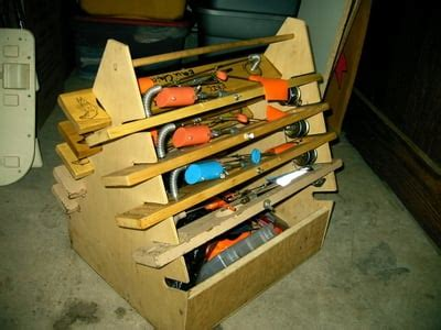 Diy Tip Up Storage