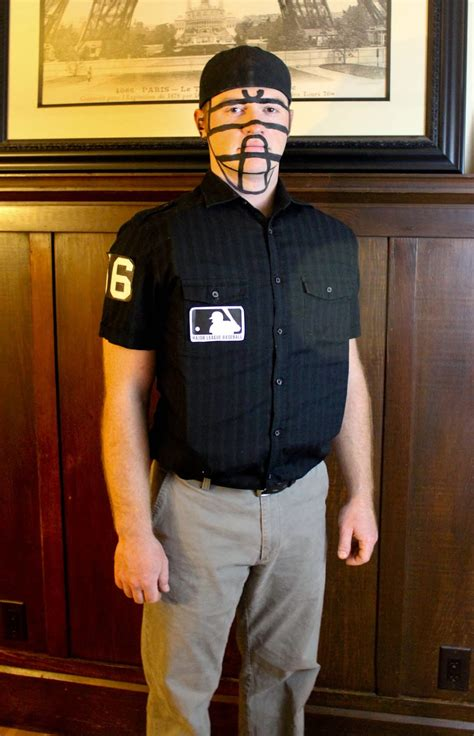 Diy Toddler Baseball Costumes
