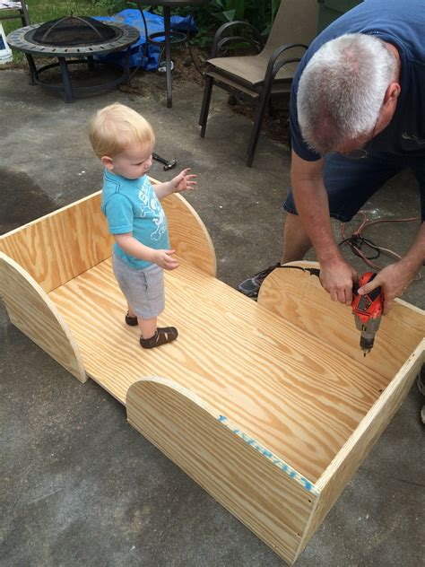 Diy Toddler Floor Bed Easy