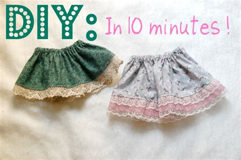 Diy Toddler Skirts