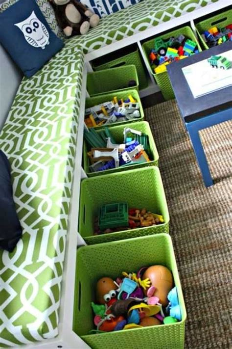 Diy Toddler Storage