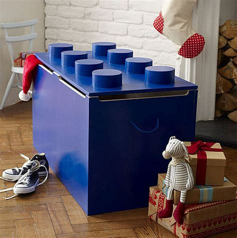 Diy Toddler Toy Chest