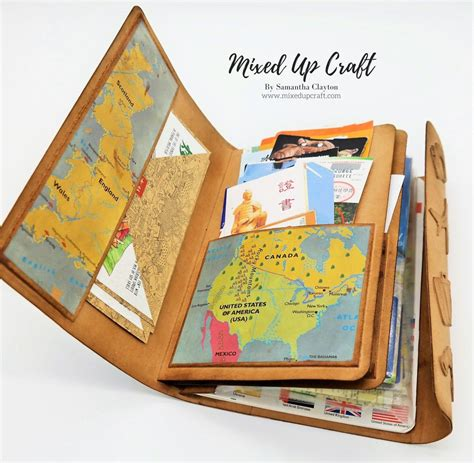 Diy Toddler Travel Journal