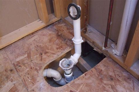 Diy Toilet Install To A Iron Sewer Line