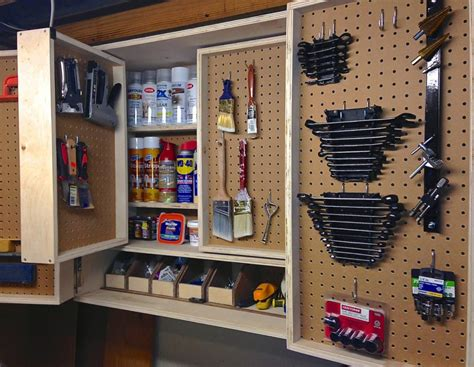 Diy Tool Box Hutch