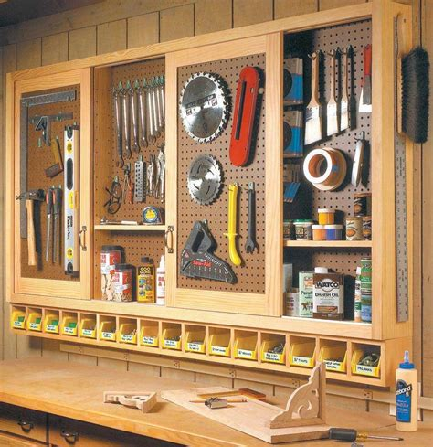 Diy Tool Storage Projects You Can Build