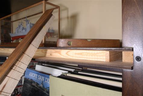 Diy Torsion Box Shelf