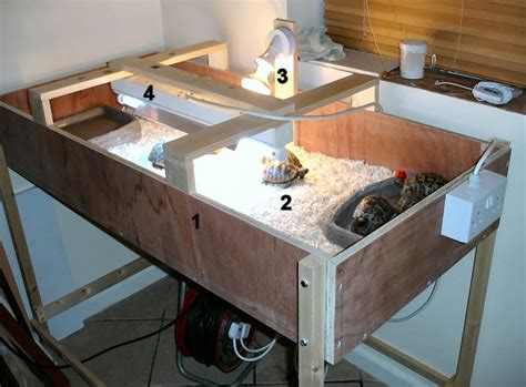 Diy Tortoise Tables