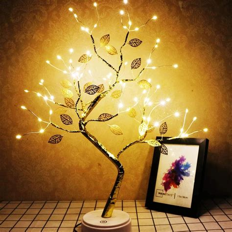 Diy Touch Led Table