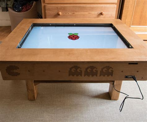 Diy Touch Screen Coffee Table
