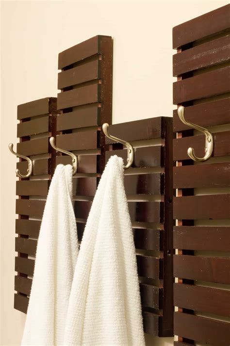 Diy Towel Shelf