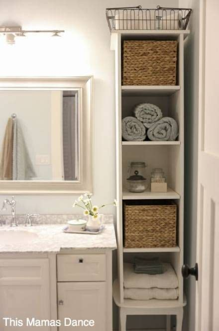 Diy Towel Storage Cabinet