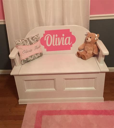 Diy Toy Box For Kids