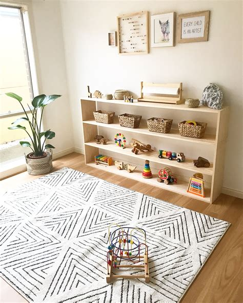 Diy Toy Room Shelves