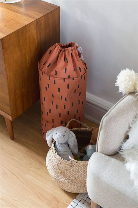 Diy Toy Storage Bag