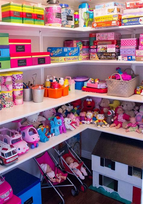 Diy Toy Storage Ideas For Girls Bedroom