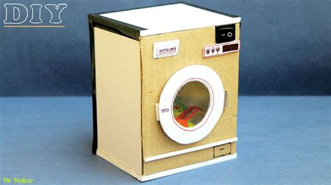 Diy Toy Washing Machine