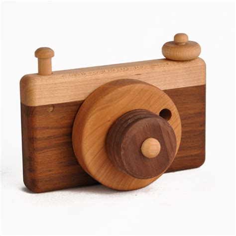 Diy Toy Wood Camera Makers