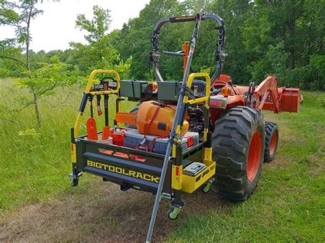 Diy Tractor Carry All