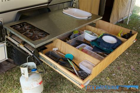 Diy Trailer Kitchen