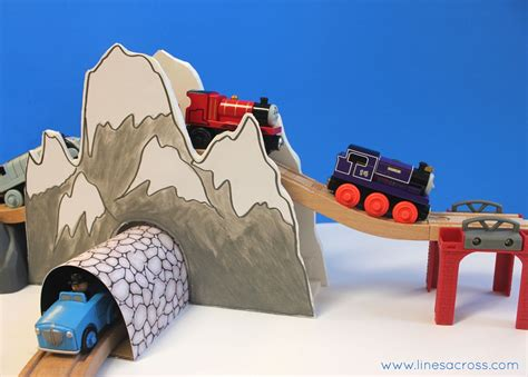 Diy Train Tunnel