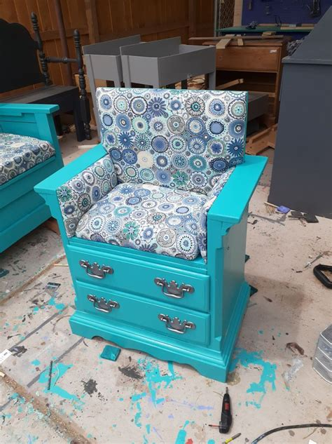 Diy Transformation Of Chair