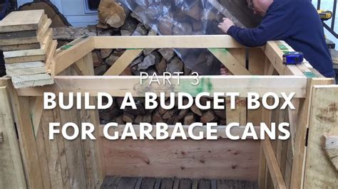 Diy Trash Can Grow Box