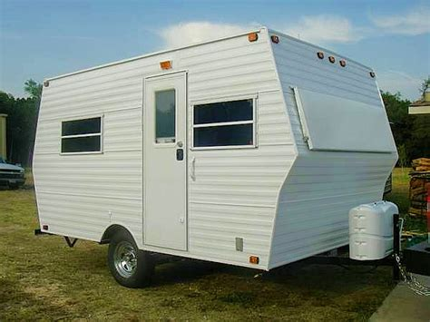 Diy Travel Trailer Plans