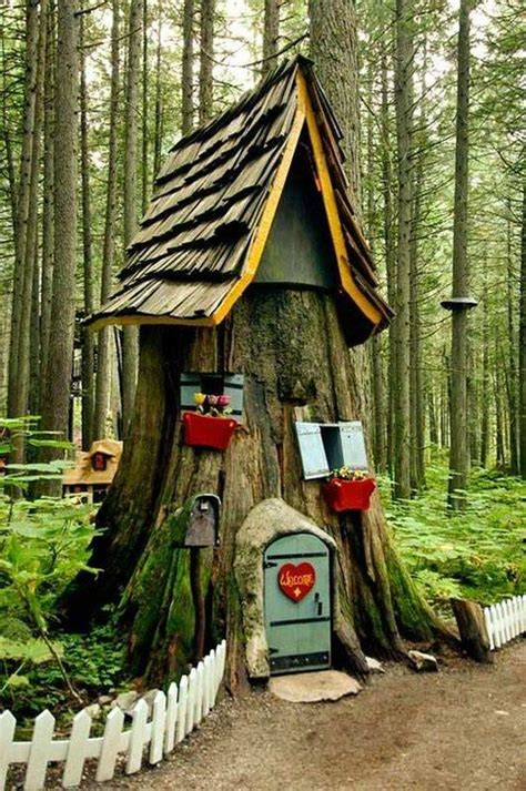 Diy Tree House Patio