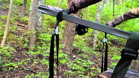 Diy Tree Stand Stabilizer Straps For Summit