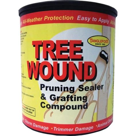 Diy Tree Wood Wound Sealer Spray