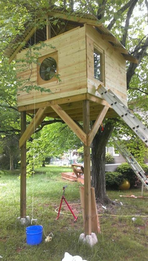 Diy Treehouse $300