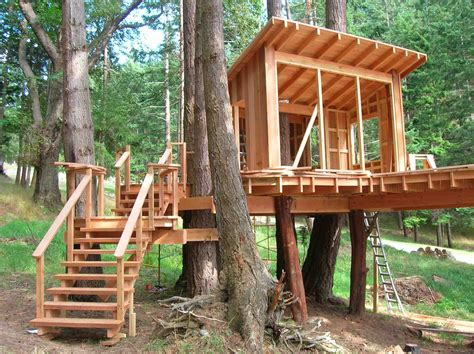 Diy Treehouse Kits