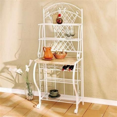 Diy Trellis Bakers Rack