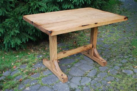 Diy Trestle Table Small