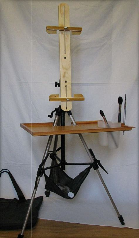 Diy Tripod Easel Watercolor