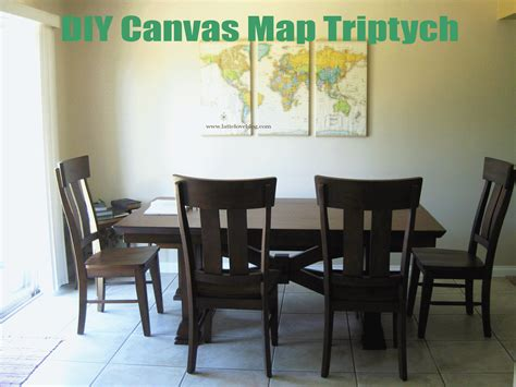 Diy Triptych Canvas