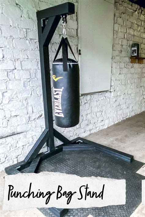 Diy Trolley Heavy Bag Stand