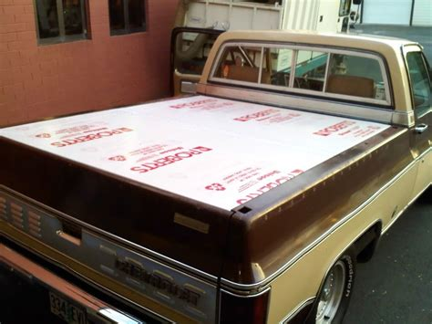 Diy Truck Bed Cover Plans