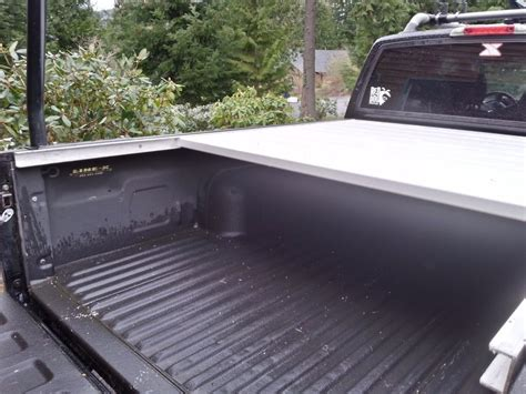 Diy Truck Bed Cover Project Wight