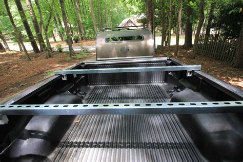 Diy Truck Bed Cross Bars Rack